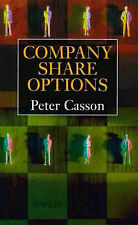 Company Share Options, Peter Casson