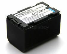 Battery for Panasonic NV-DS990 NV-EX1 NV-EX3 NV-EX21 NV-GS1 NV-GS3 NV-GS4 NV-GS5