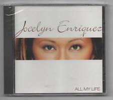 Jocelyn Enriquez  All My Life 2003 Sealed CD