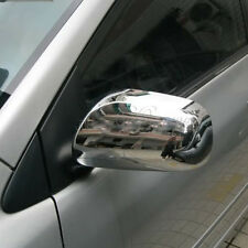 Chrome Side Mirror Cover For Toyota Yaris 2007-2011 For Corolla 2009-2011