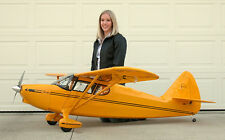 1/4 Scale Stinson 108 Voyager  Giant Scale RC AIrplane Printed Plans