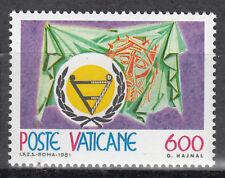 Città del Vaticano/vaticane 791 ** Anno internazionale dei minorati