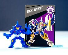Transformers Tiny Titans Series 6 Robots in Disguise 2/12 Sky-Byte