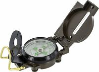 NEW  Military Style Compass Bushcraft Camping hiking walking army cadets folding