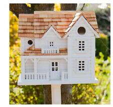 Kingsgate Cottage Novelty Garden Bird House Nest Box Decorative Quirky Gift