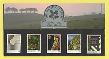 ROYAL  MAIL  -  PRESENTATION  PACK  NO. 256   -  THE  NATIONAL  TRUST  -  1995