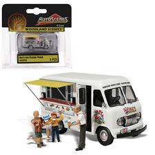 Woodland Scenics Ike's Ice Cream Truck N Railroad Train Figure / Vehicle AS5338