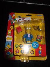 Los Simpsons World of Springfield-domingo mejor Bart Figura De Acción Coleccionables