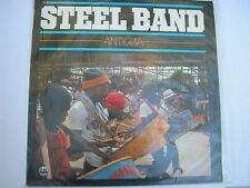 Unknown Artist ‎– Steel Band Antigua LP, France