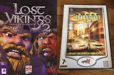 lost vikings 2 & super taxi driver