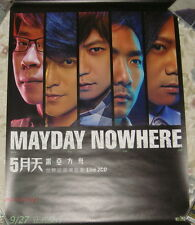 MAYDAY Nowhere World Tour Live 2013 Taiwan Promo Poster (Ver.B)