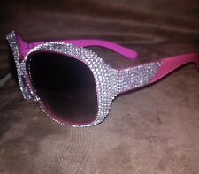 RHINESTONE SUNGLASSES,ACRYLIC GEMS ,WOMENS DIAMANTE EYEWEAR,CRYSTALS,PARTY