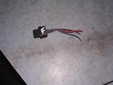 1987 Corvette Alternator Electrical Connector & Wires, GM