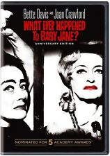 What Ever Happened to Baby Jane? [50th Anniversary Edit (2012, REGION 1 DVD New)