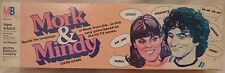 Vintage 1979 Milton Bradley Mork and Mindy Card Game Complete Robin Williams