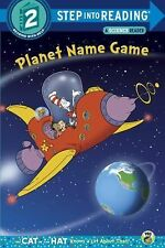 Planet Name Game (Dr. Seuss/Cat in the Hat) by Tish Rabe (2015, Picture Book)
