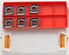 6 Wendeschneidplatten Wendeplatten Sandvik 490R-140420M-PH, 4230, 25854738
