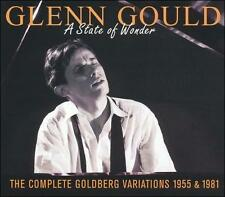 NEW Glenn Gould: A State of Wonder - The Complete Goldberg Variations 1955 & 198