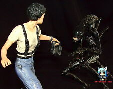 Movie Alien Ripley VS Alien set 1/8 Vinyl Model Kit 8 inch.
