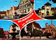 Memmingen im Allgäu  , Ansichtskarte, 1986 gelaufen