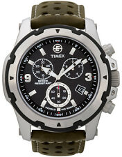 T49626-Reloj Timex Expedition Rugged Field para Hombre Negro Verde