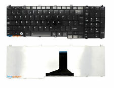 Toshiba Satellite C660-21Z Noir clavier d'ordinateur portable UK remplacement