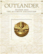 Outlander: Season One (Blu-ray Disc, 2015, The Ultimate Collection)