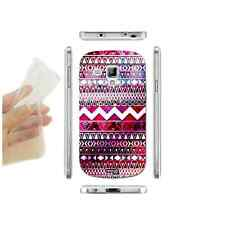 COVER SLIM BORDEAUX PATTERN PER SAMSUNG GALAXY TREND PLUS GT-S7580 TPU