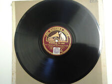 Band Of H.M Coldstream Guards Wedding Of The Rose / Hobomoko 78 rpm HMV