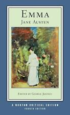 Emma (Fourth Edition)  (Norton Critical Editions) by Austen, Jane