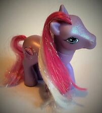 MY LITTLE PONY – PRETTY PARASOL - PURPLE PONY – PINK/ WHITE MANE & TAIL