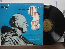 The Voice of F.D.R. 1932-1945 the presidential years 33RPM DL9628   111116LLE