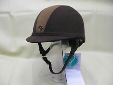 CHARLES OWEN GR8 HAT BROWN AND TAN  SIZE 61CM