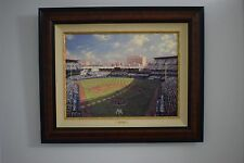 Thomas Kinkade Yankee Stadium 18x24 Renaissance Edition 66/155 Original Sketch