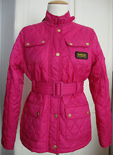 BARBOUR FLYWEIGHT INTERNATIONAL QUILT Jacket Steppjacke Gr.14/15 NEU mit ETIKETT