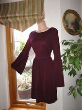 Stunning Brugundy Dress from Dare to Bare, UK Size 12,EU38, New with tags,RRP£85