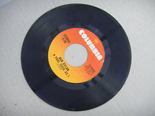 BOB DYLAN  a fool such as i / lily of the west    columbia   45