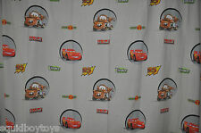 - CARS Disney PIXAR FLAT BED SHEET  -