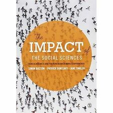 The Impact of the Social Sciences: How Academics and their Research-ExLibrary