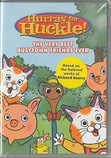 Hurray for Huckle: The Very Best Busytown Friends Ever!