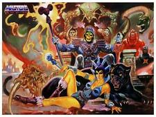 Skeletor *LARGE POSTER* He-Man & the Masters of the Universe He Man