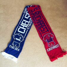 Scarf UEFA Europa League - Chelsea FC v Steaua Bucharest - donation included
