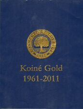KOINE GOLD - book for 50th reunion Connecticut College Class of '61 w/ glosy pic