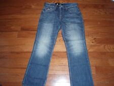 MENS ROCK & REPUBLIC BOOTCUT HENLEE LATE NIGHT JEANS SIZE 32X30 NEW WITH TAGS