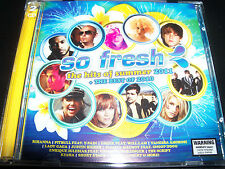 So Fresh The Hits Of Summer 2011 + The Best Of 2010 – 2 CD