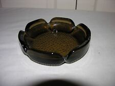Vintage Ashtray Smoke Color