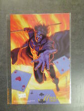 GAMBIT 2 - MEGA CARD MARVEL 1995 FLEER ULTRA