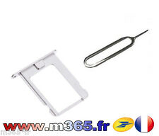 TIROIR CARTE SIM iphone4 iphone4s  ( caddy SIM TRAY ) IPHONE 4s + EXTRACTEUR SIM