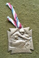 French WW1 Rene Lalique Orphans Cross