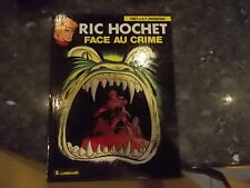 belle reedition ric hochet face au crime